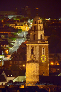 Shandon bells And Tower - Michael Prior Photography