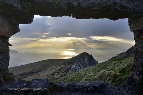 Sibeal Head - Michael Prior Photography