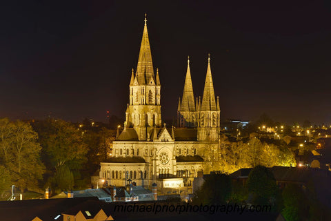 Saint Fin Barre's Cathedral, cork city - Michael Prior Photography