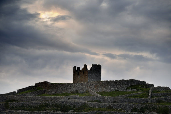 Dawn At O'Briens Castle - Michael Prior Photography