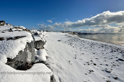 Garretstown In The Snow
