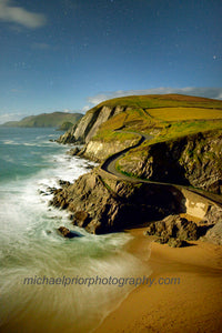 Coumeenole Beach  In Sleahead, West West Kerry - Michael Prior Photography
