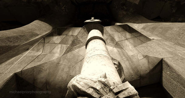 Sagrada Familia - Barcelona - Michael Prior Photography