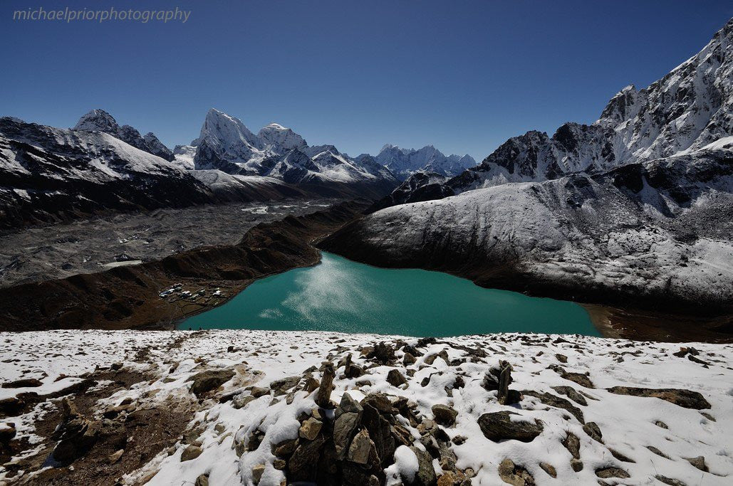 Lake Gokyo - Michael Prior Photography