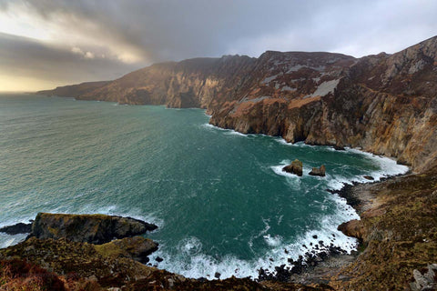 Slieve League (Sliabh Liag) Cliffs - Michael Prior Photography
