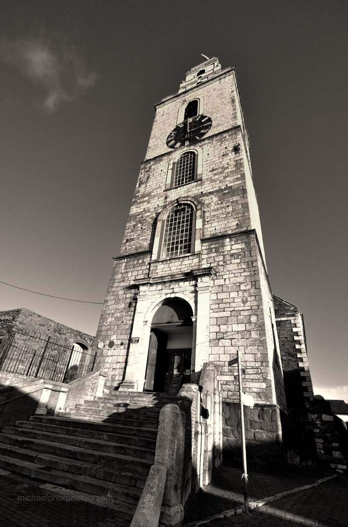 Shandon Church Cork City - Michael Prior Photography