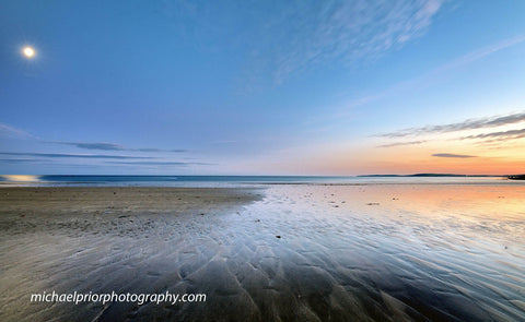 Garretstown After Sunset, West Cork