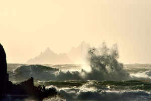 Distant Skelligs - Michael Prior Photography