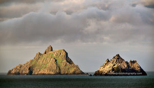 The Skellig Island At Sunrise - Michael Prior Photography