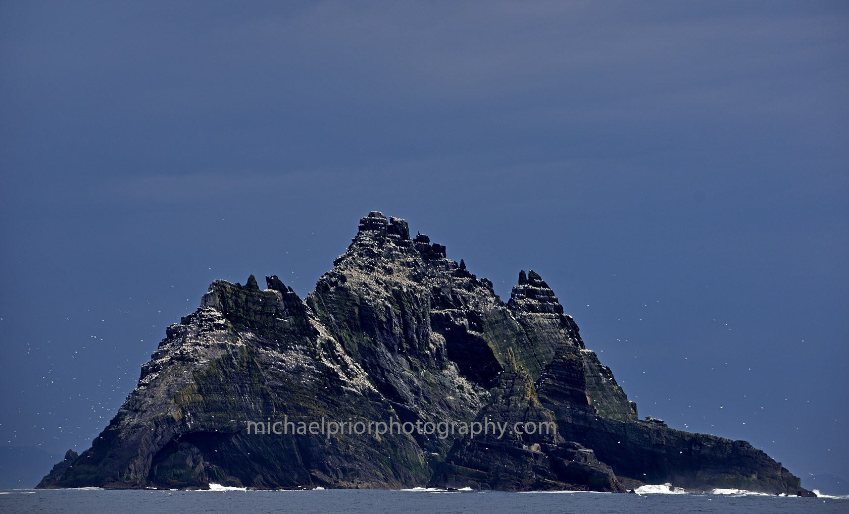 The Little Skellig - Michael Prior Photography