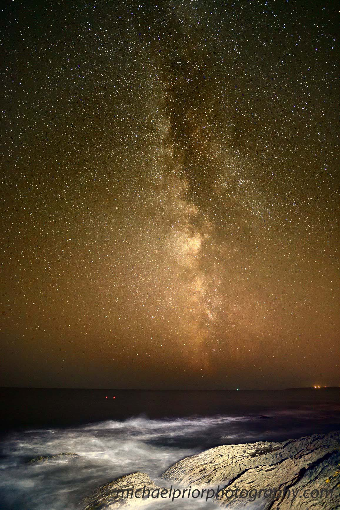 The Milkyway From West Of Garretstown In West Cork