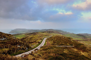Road Through Cape Clear - Michael Prior Photography
