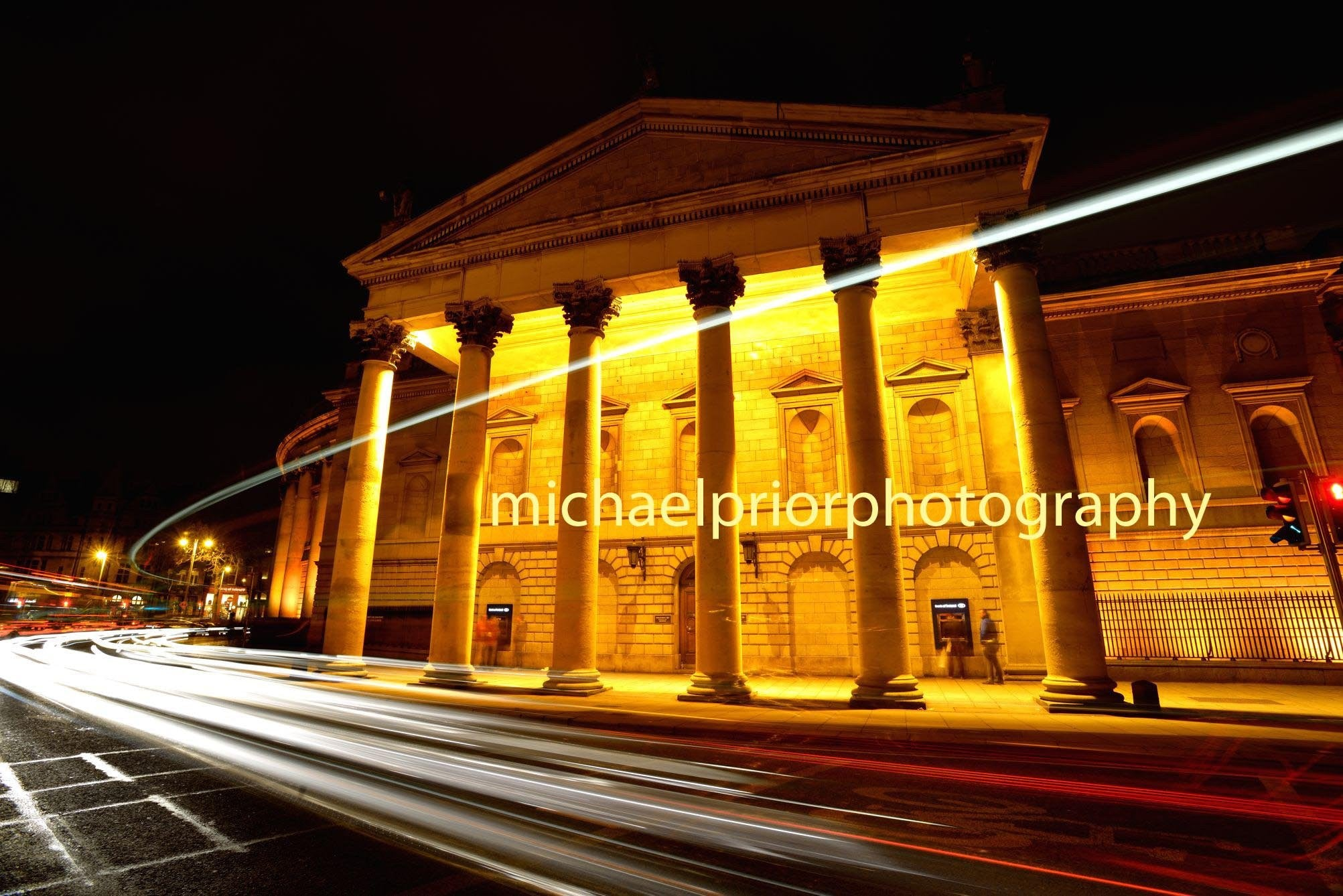 Bank Of Ireland Dublin - Michael Prior Photography