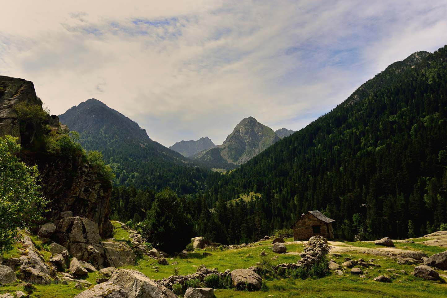Aiguestortes National Park - The Pyrenees - Michael Prior Photography