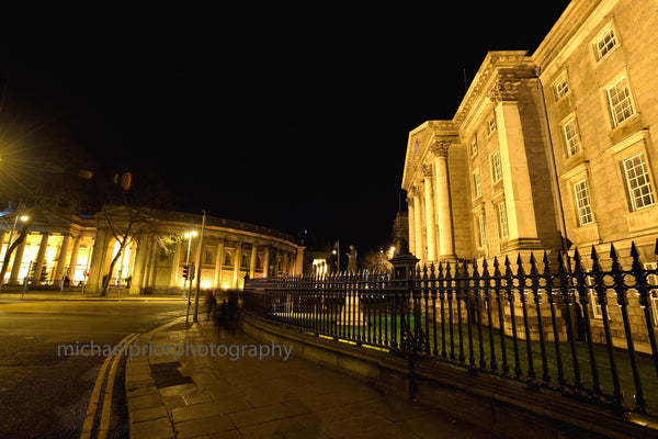 College Green At Night - Michael Prior Photography