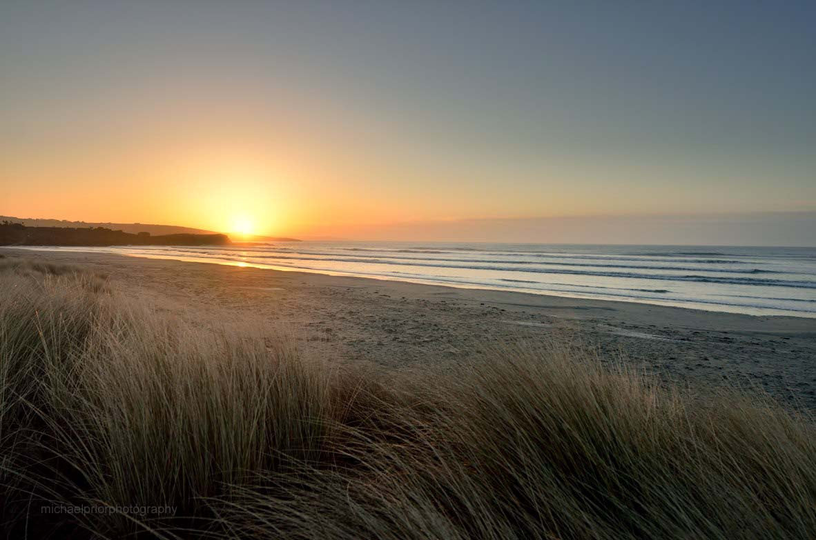 Sunrise Beach - Michael Prior Photography