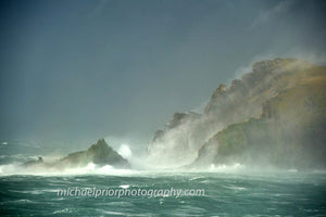 Sybil Head In A Storm