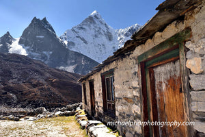 Himalayan Lodge, Between Dingboche And Chhuckhung