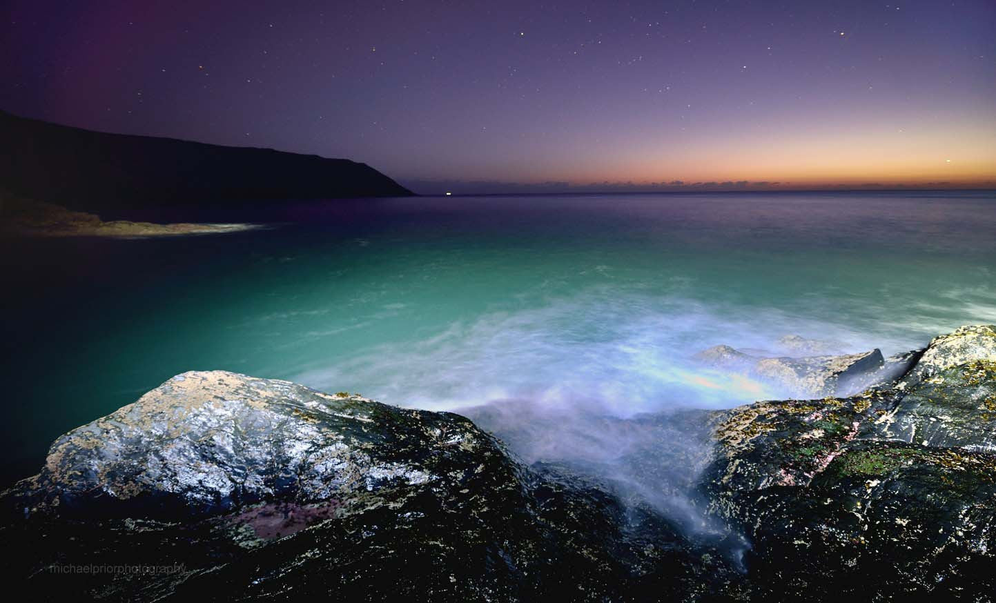 The Night Sea - Michael Prior Photography