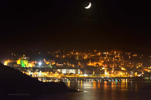 Kinsale Under The Moon - Michael Prior Photography