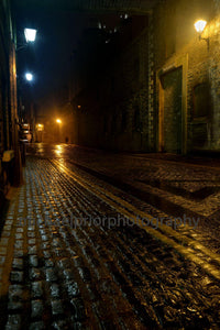 The Cobbled Streets of Dublin - Michael Prior Photography