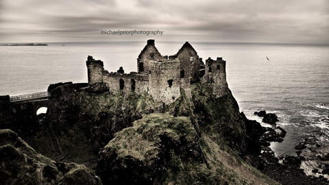 Dunluce Castle - Michael Prior Photography
