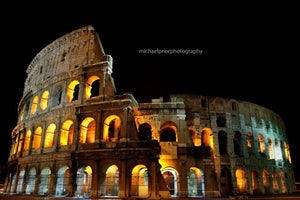 The Colosseum - Michael Prior Photography