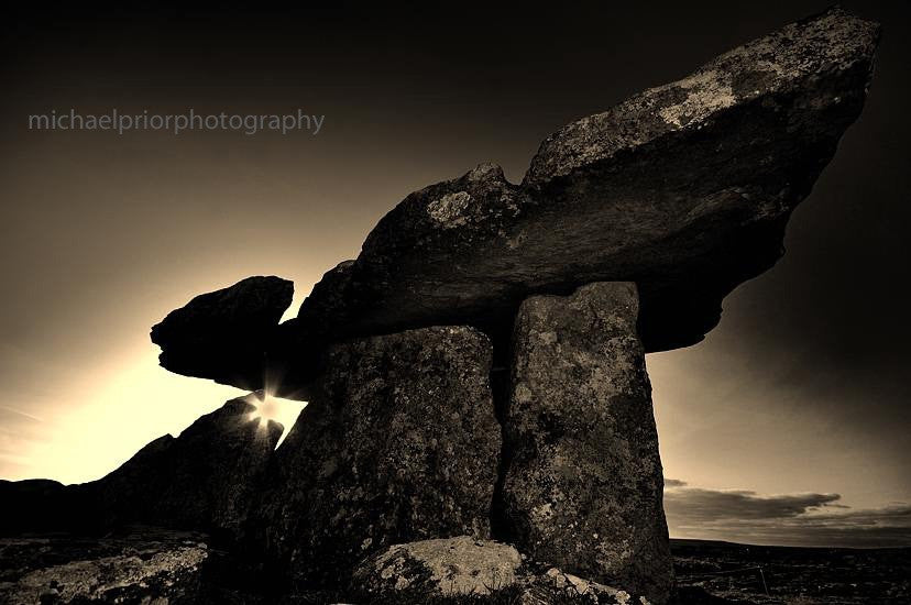 Poulnabrone Dolmen - Michael Prior Photography