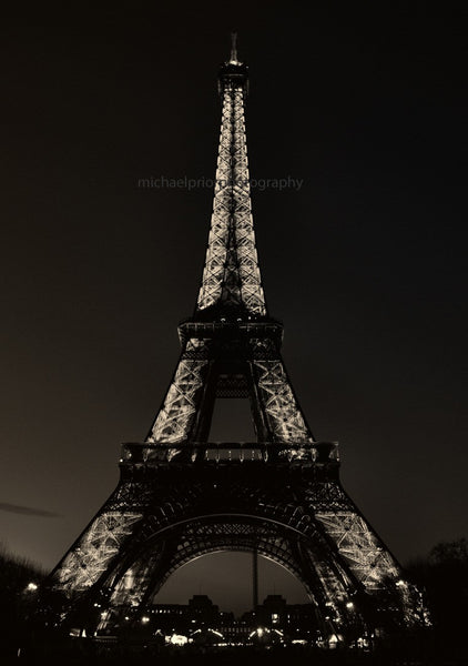 The Eiffel Tower - Michael Prior Photography