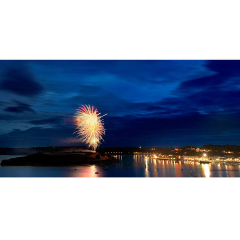 Fireworks At Kinsale - Michael Prior Photography