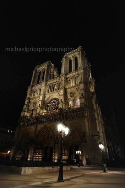 Notre Dame Paris - Michael Prior Photography