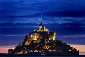 Mont Saint-Michel - Michael Prior Photography