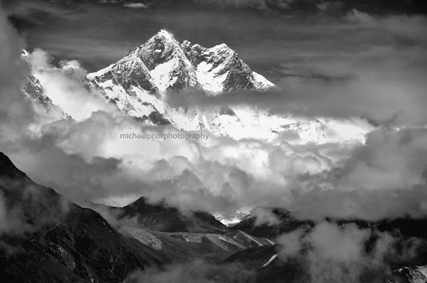 Lhotse - Michael Prior Photography