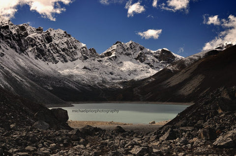 Himalayan Lake - Michael Prior Photography
