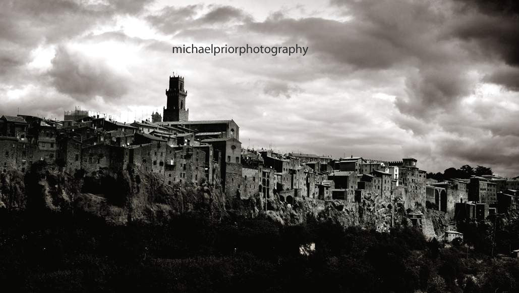 Pitigliano - Michael Prior Photography