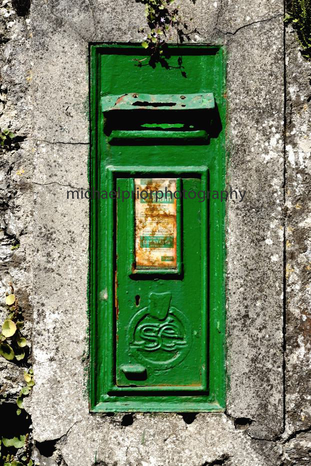 Irish Letter Box