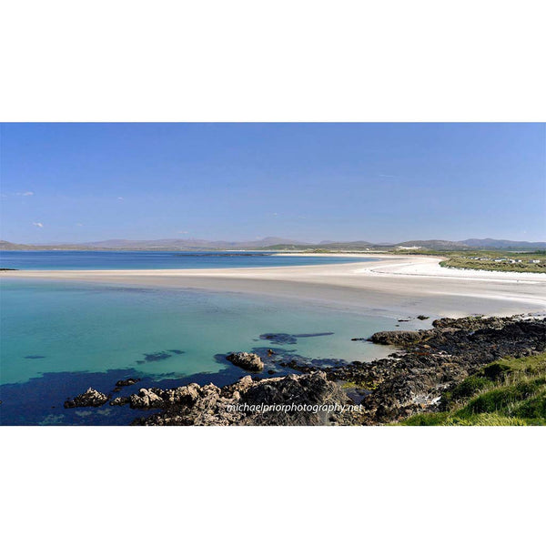White Sands In Portnoo Donegal - Michael Prior Photography