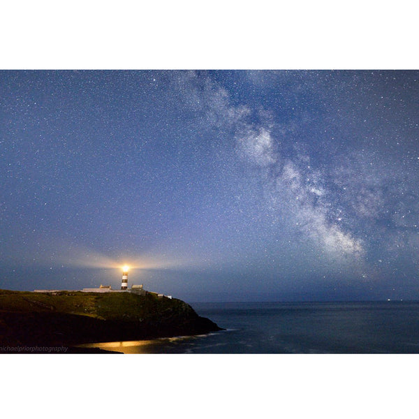 Milkyway Over The Old Head - Michael Prior Photography