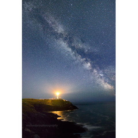 The Old Head Under Stars - Michael Prior Photography