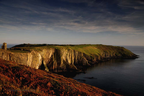 The Old Head Of Kinsale Cliffs - Michael Prior Photography