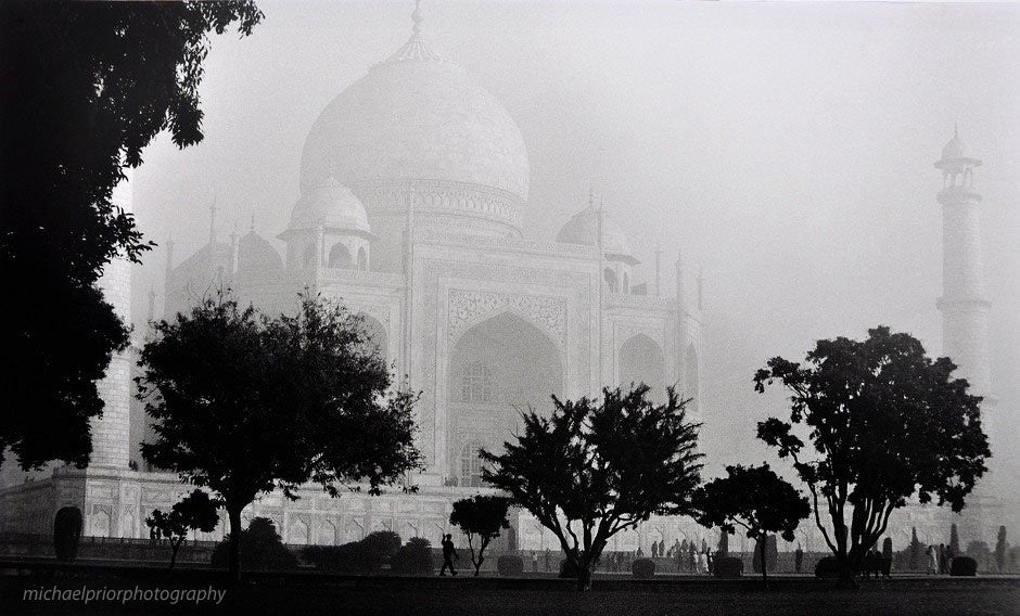 The Taj Mahal - Michael Prior Photography