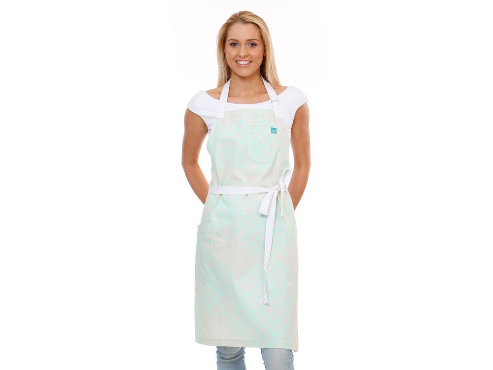 Load image into Gallery viewer, Peppermint Apron - Nice Aprons
