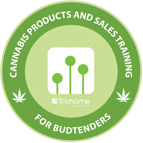 Online Cannabis Products and Sales Training for Budtenders