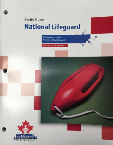 National Lifeguard Award Guide