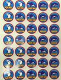 Canadian Swim Patrol Recognition Seals