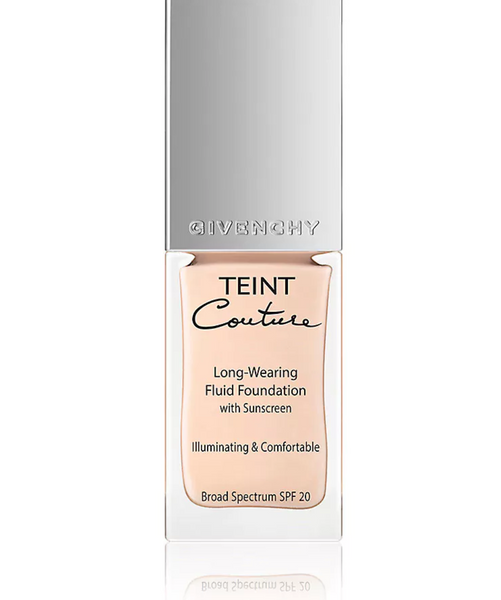 Teint Couture Long-Wearing Fluid Foundation Broad Spectrum SPF 20 in Elegant Sand