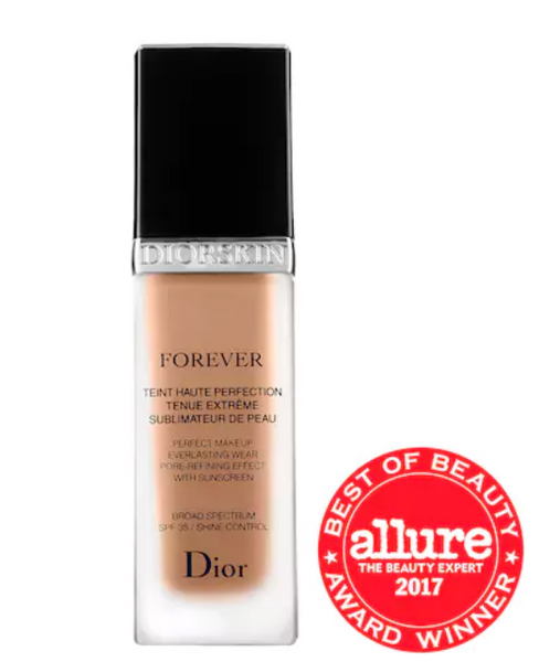 Diorskin Forever Perfect Foundation Broad Spectrum SPF 35 in 023 Peach