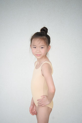 Youth Tank Leotard - Mulan