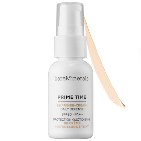 Prime Time BB Primer-Cream Daily Defense Broad Spectrum SPF 30 in Fair