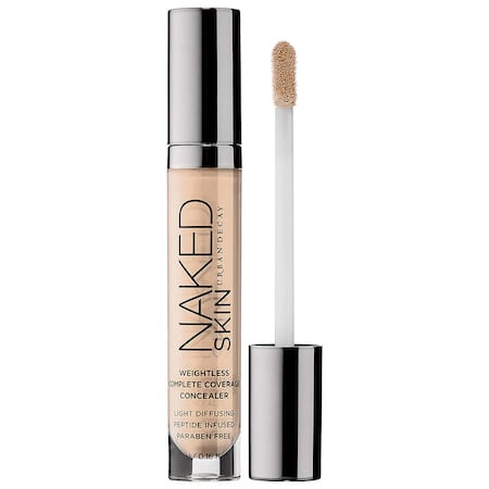 Naked Skin Weightless Complete Coverage Concealer in Fair Neutral